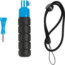Grip de Mão com Acabamento Emborrachado Azul - Driftin -