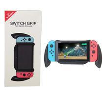Grip Suporte De Mão Para Nintendo Switch e Controles Joy Con - Techbrasil