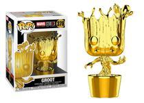 Groot - Funko Pop - Marvel Ten Years - 378 -