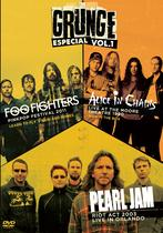 Grunge especial vol.01 - foo fighters 2011, alice in chains 1990, peral jam 2003 - Sm