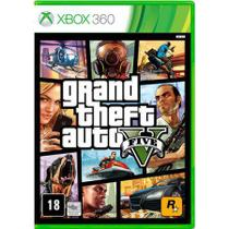 Gta V Grand Theft Auto 5 Xbox 360 - Microsoft
