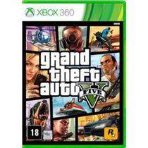 Gta V Grand Theft Auto 5 Xbox 360 - Rockstar -