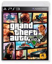 GTA V (GTA 5) - PS3 Mídia Física - Rockstar Games