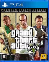 GTA V: Premium Edition - Rockstar