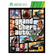 Gta V - X360 - Rockstar -