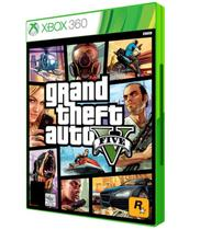 GTA V Xbox 360 Grand Therf Auto Original Midia Fisica Novo
