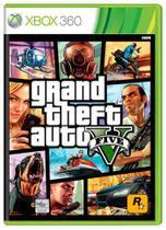 GTA V - Xbox 360 Mídia Física - Rockstar Games