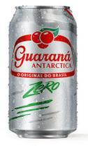 Guarana Zero Açucar 12X350 ML - Aguaja