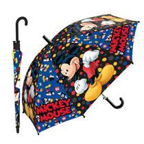 Guarda Chuva Infantil Sombrinha - Mickey Mouse - Brizi