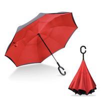 guarda chuva invertido cor variados - Coibeu
