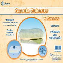 Guarda Cobertor/Casaco tam G 28x60x42cm - Juny