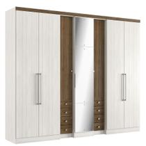 Guarda Roupa 7 portas Absolut Pluss Glass THB