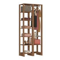 Guarda Roupa Closet 09 Prateleiras Yes EY104.105 Montana Nova Mobile -