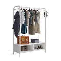 Guarda-roupa Closet Modulado Milão Artefamol Branco -