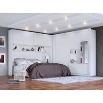 Guarda-Roupa Modulado para Casal Firenze Plus-Móveis Europa -
