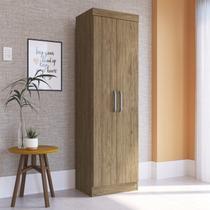Guarda-Roupa Multiuso Quartzo 2 Portas Decibal Moveis Wood -
