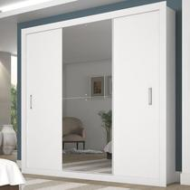 Guarda-Roupa Scoth 3 Portas Branco - At house