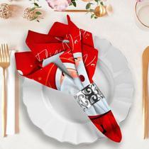 Guardanapo de Natal Feliz Natal - Love Decor