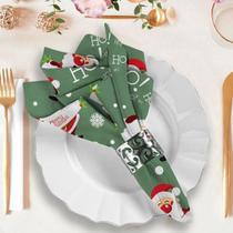 Guardanapo de Natal Merry Christmas - Love Decor