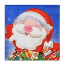 Guardanapo de Papel 20 Folhas 33cm Papai Noel Espressione Christmas -