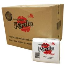 Guardanapo de Papel Pérola Plus 27,5x32,5cm - 3000 Unidades - Perola