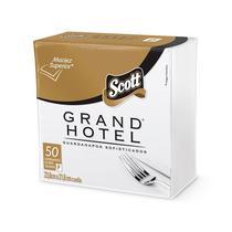 Guardanapo folha dupla Grand Hotel 23,8x21,8cm 50fls Scott -
