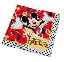 Guardanapo folha dupla - Mickey - Regina Festas