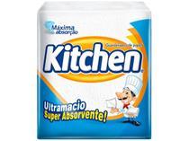 Guardanapo Folha Simples Kitchen  - 50 Unidades