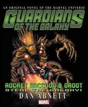 Guardians Of The Galaxy: Rocket Raccoon And Groot - Steal The Galaxy! - Marvel
