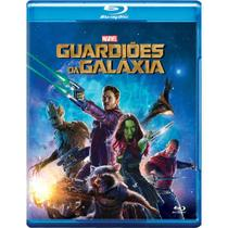 Guardiões da Galáxia - Blu-Ray - Marvel