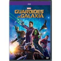 Guardiões da Galáxia - DVD - Marvel