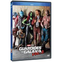 Guardiões da Galáxia Vol. 2 - DVD - Marvel