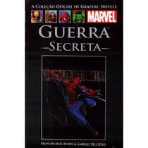 Guerra secreta - Salvat