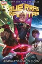 Guerras Infinitas - Volume 2 - Contagem regressiva - Marvel -