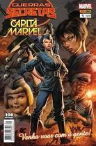 Guerras Secretas: Capitã Marvel - Ed. 1 -