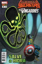 Guerras Secretas: Os Vingadores - Ed. 4 - Salve a Hidra - Marvel