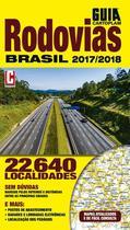Guia Cartoplam Rodovias Brasil -
