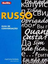 Guia De Conversacao Berlitz - Russo - Martins -