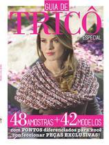 Guia de Pontos Tricô Especial - Online Editora -