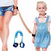 Guia De Segurança Coleira Pulseira Pulso Anti Perda Criança - DSM