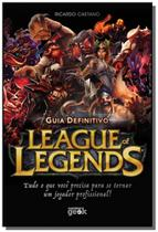 Guia definitivo de league of legends - Universo dos livros
