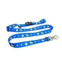 Guia Flex Booty Blue para Cachorro - Malu Pet