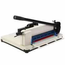 Guilhotina de papel A3 Semi Industrial 433mm 400fls Menno -