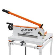 Guilhotina Semi Industrial 43cm 300fls GEX-430 c/mesa Marpax -