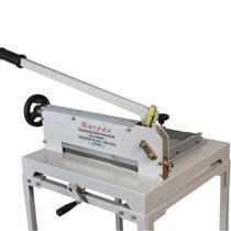 Guilhotina Semi Industrial Standard 43cm 300 Folhas com mesa - Marpax