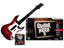 Guitar Hero: 5 com Guitarra para PS3 - Activision