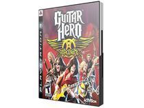 Guitar Hero: Aerosmith para PS3 - Activision
