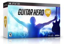 Guitar Hero Live Bundle com Guitarra PS3 - Activision