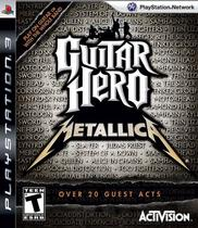 Guitar Hero: Metallica - PS3 - Activision