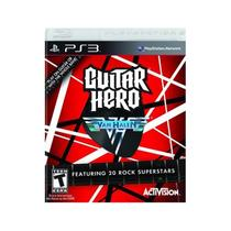 Guitar hero van halen - ps3 - Sony